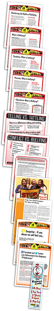 KCSS Bullying Handouts