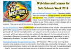 KY Safe Schools Week Lessons & Web Ideas